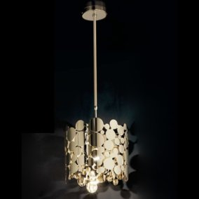 Светильник подвесной IDL (Italian Design Lighting) Bubbles 427 1SM Or Светильник подвесной IDL (Italian Design Lighting) Bubbles 427 1SM Or