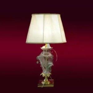 Деревянная настольная лампа в стиле : публикации и